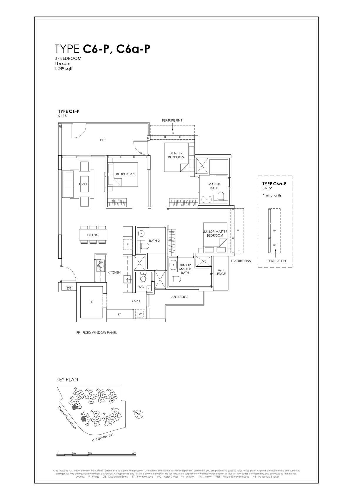 Provence Residence EC Floorplan