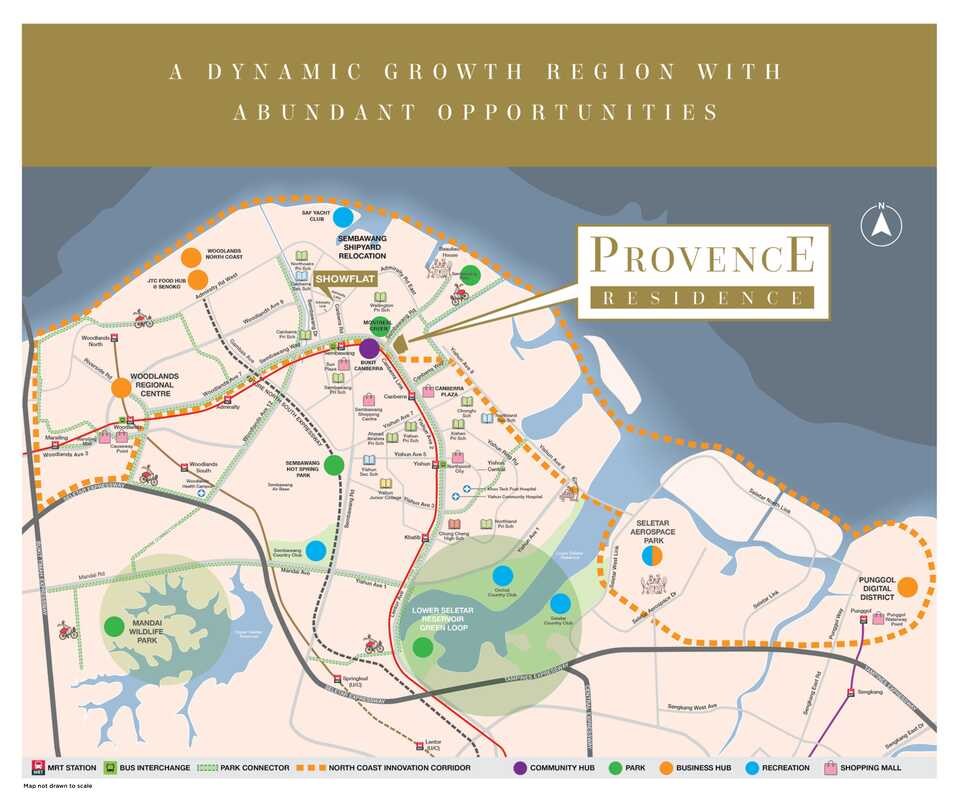 Provence Residence eBrochure Page